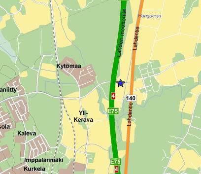 VMData-kaupunkikartta