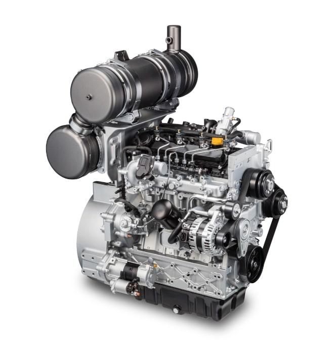 Doosan dieselmoottorit 1