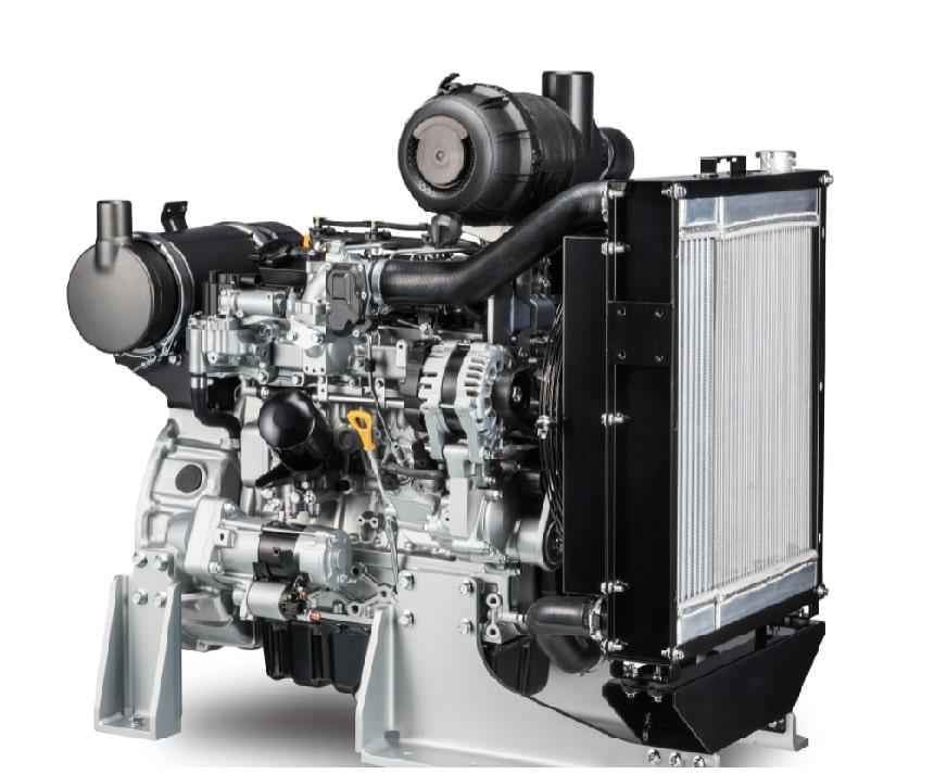 Doosan diesel engines - Tapimer Oy