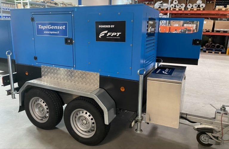 Iveco GE F32-30 dieselaggregaatti