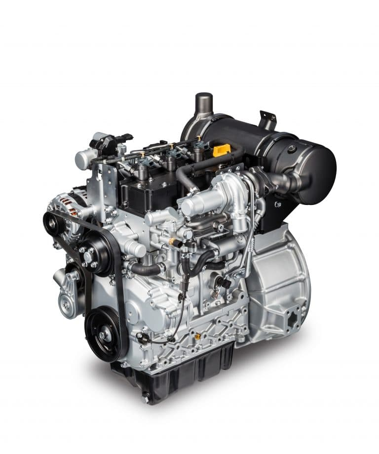 DOOSAN D18 StageV engine 2