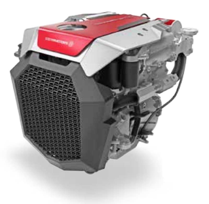 Steyr SEC 4 cylinder