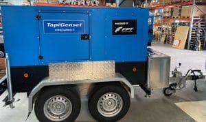Iveco GE F32 30 Dieselaggregaatti